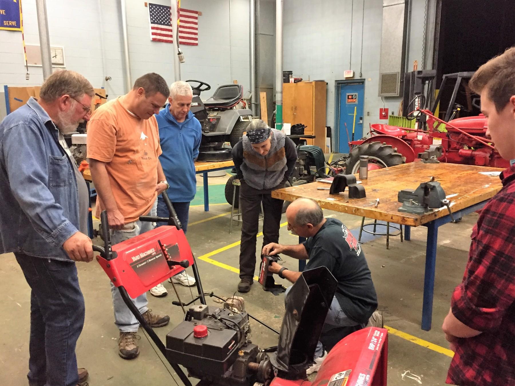 small-engine-repair