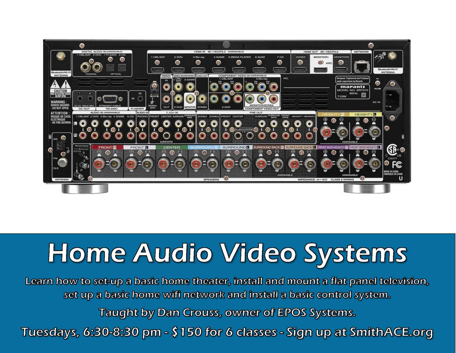 home-audio-video-systems-flyer